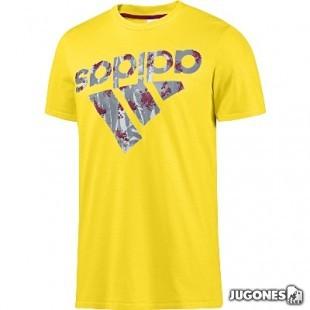 Camiseta Adidas M/C logo