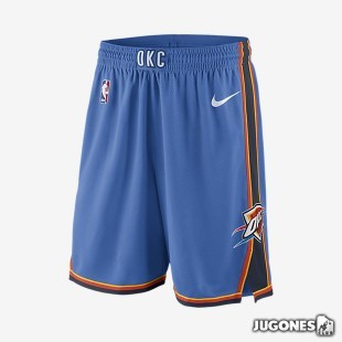 Nike Swingman Oklahoma Short