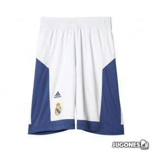 Official Adidas Real Madrid short