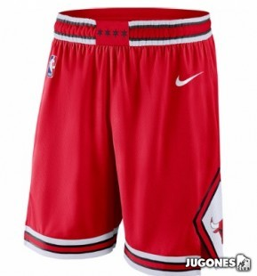 Pantalon Corto Chicago Bulls Jr