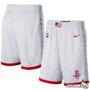 Houston Rockets City Edition Short Jr