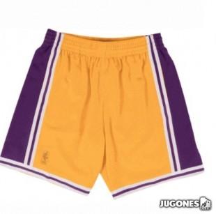 Angeles Lakers Jr 1996-1997 Short