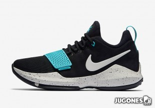 Nike PG 1 `Blockbuster` basketball shoes