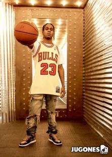 Camiseta 1996 Michael Jordan