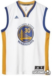 NBA Stephen Curry Printed Jersey