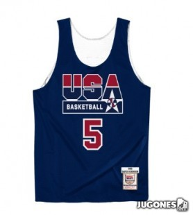 Camiseta Reversible Usa David Robinson