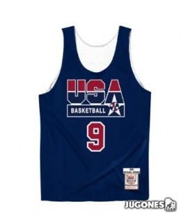 Authentic Reversible Practice Jersey Michael Jordan
