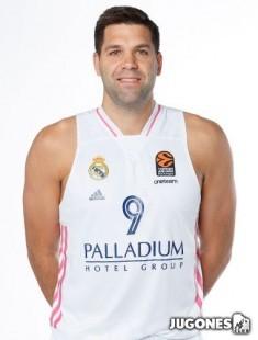 Real Madrid 2020/2021 Jr Felipe Reyes