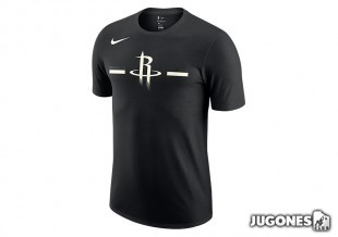 Camiseta Nike Dry Logo Houston Rockets