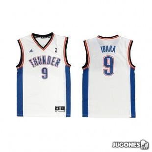 NBA Serge Ibaka Jersey