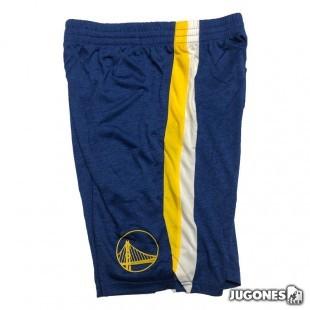 NBA Content Golden State Warriors Short
