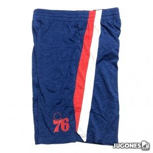 NBA Content Philadelphia 76Ers Short