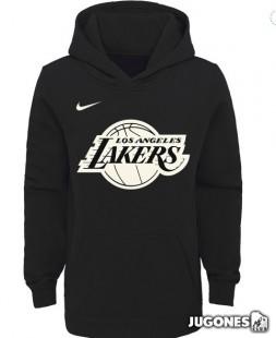 Sudadera Angeles Lakers Jr