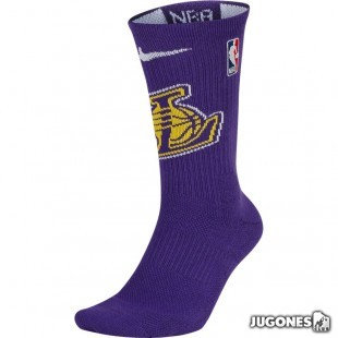Calcetin Nike Angeles Lakers