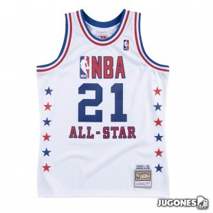 Camiseta All Star NBA 1988 Dominique Wilkins