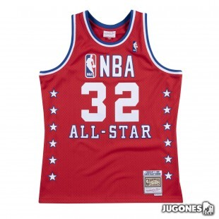 Swingman Jersey All-Star West 1988 Magic Johnson