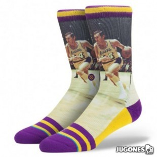 Calcetines Stance Jerry West