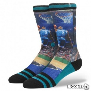 Calcetines Stance Larry Johnson