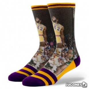 Calcetines Stance James Worthy