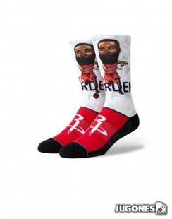 Stance Harden Big Head Socks