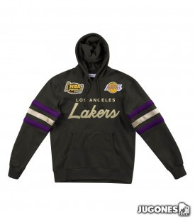 Championship Game Hoody Angeles Lakers