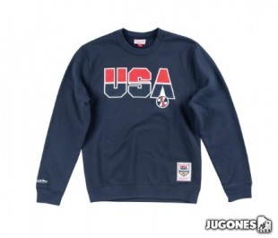 Usa Dream Team Crew 1992