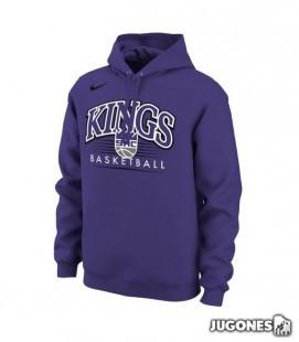 Sudadera Nike Sacramento Kings