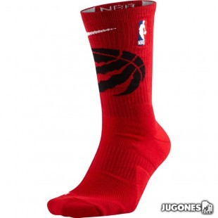 Calcetin Nike Toronto Raptors