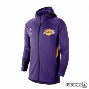 Los Angeles Lakers Nike therma Flex Showtime