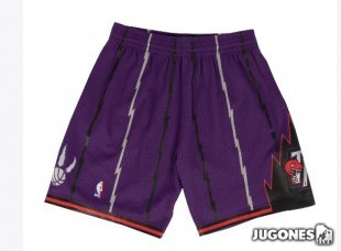 Pantalon Swingman Toronto Raptors Road 98-99