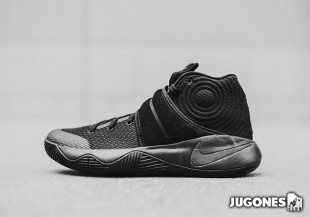 Nike Kyrie 2 `Triple Black`