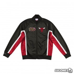Championship Game Track Jacket Chicago Bulls