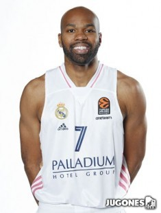 Camiseta Real Madrid 2020/2021 Jr Alex Tyus