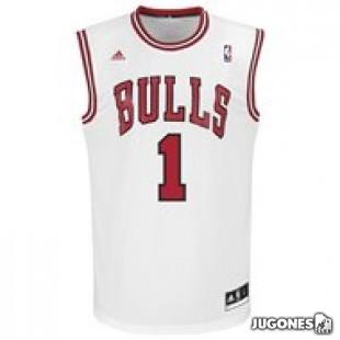 Camiseta NBA Derrick Rose Swingman