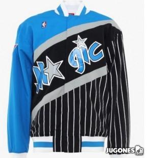 1996-97 Authentic Warm Up Jacket
