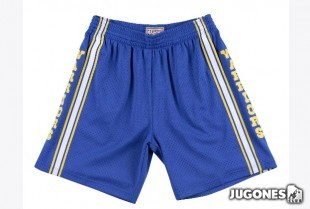 Swingman Golden State Warriors short Road 81-82