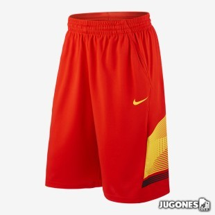 Red Spain Short