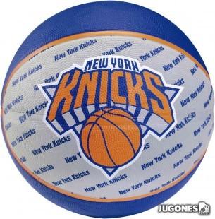 Balon Spalding team balls NY Knicks Talla 7