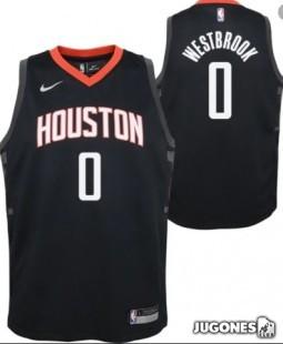 NBA Houston Rockets jersey `Russell Westbrook