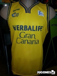 Camiseta Liga Endesa Gran Canaria
