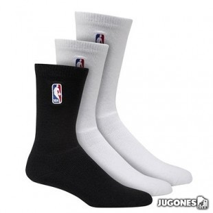 Pack 3 Calcetines NBA