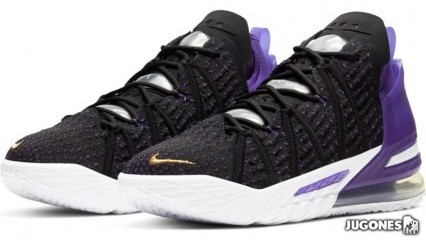 LeBron 18 Lakers