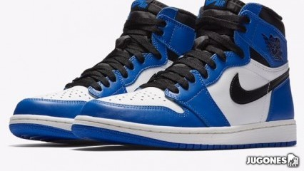 Jordan 1 Retro High OG `Game Royal`