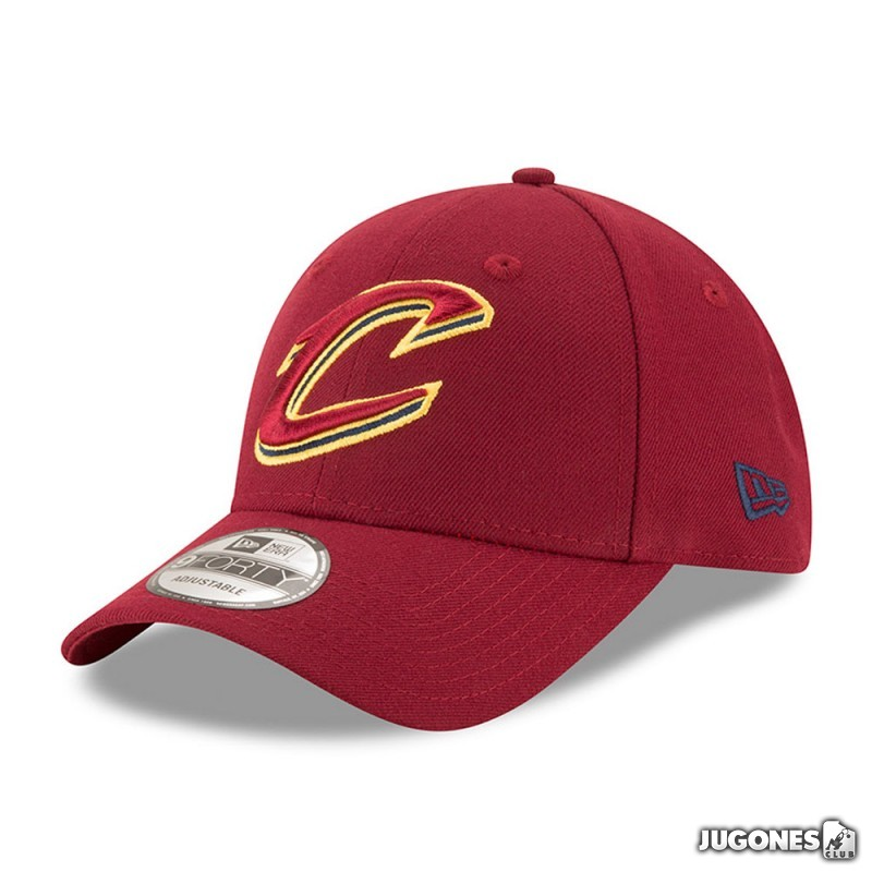 New Era 9Forty Cleveland Cavaliers Cap 63eb99e2c42