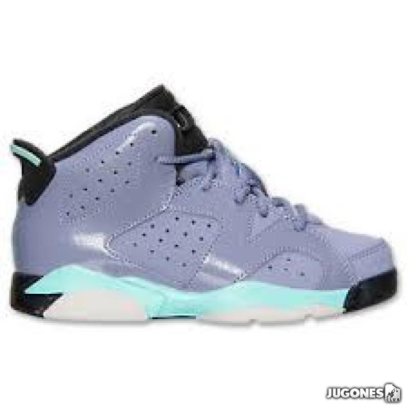 62efc013ea4e Nike Air Jordan 6 ` Iron Purple ` PS