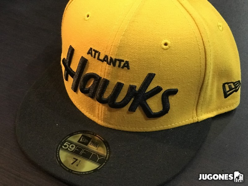 962b1a62f5337 Gorra New Era Atlanta Hawks