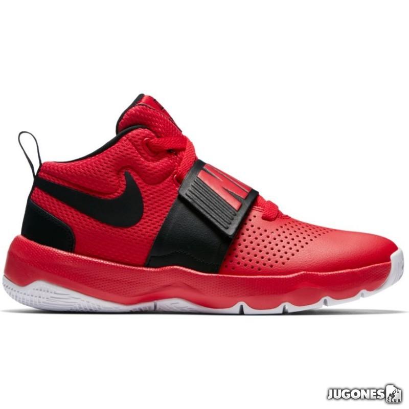 info for a8a25 562e1 Nike Team Hustle D8 (GS)