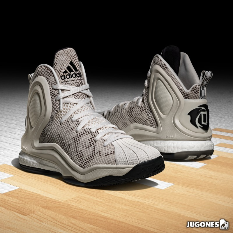 on sale e33c3 46693 ADIDAS D Rose 5 Boost Superstar Edition (All Star)