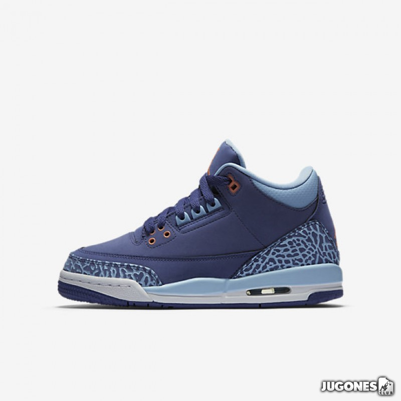 Air Jordan 3 Zapatillas de correr