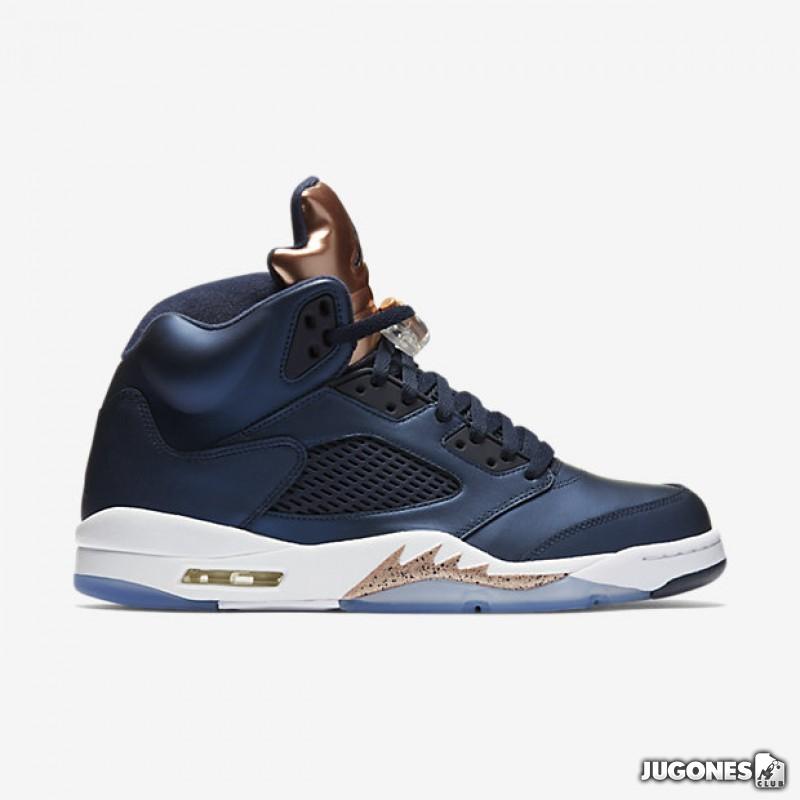 533d69fed93 Nike Air Jordan 5 Retro BG